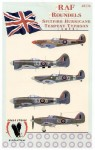 RARE-1-48-RAF-Roundels-Type-B-C-and-C1-for-late-w