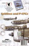 1-48-Spitfire-Mk-V-and-P-47C-of-the-4th-FG-5