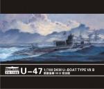 1-700-U-boat-Type-VII-B-DKM-U-472pieces