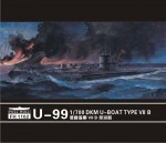 1-700-U-boat-Type-VII-B-DKM-U-992pieces