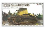 1-72-Renault-FT75-BS-SPG