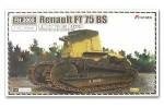 1-72-Renault-FT75-BS-SPG