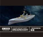 RARE-1-350-WW-I-HMS-Battleship-Dreadnought-for-Zvezda-9039
