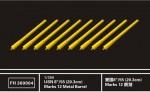 1-350-USN-8-55-20-3-cm-Marks-12-Metal-Barrel-9roots