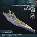 RARE-1-350-WW-II-JAPANESE-BATTLESHIP-KONGOFOR-FUJIMI-60000