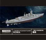 1-700-WW-II-Italian-Navy-Roma-Battleship-for-Trumpeter-05777