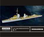 1-700-WW-II-German-Destroyer-Z-7For-Trumpeter-05793