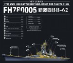 1-700-WWII-USN-BATTLESHIP-NEW-JERSEY-BB-62
