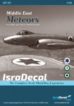1-48-Middle-East-Meteors-Decal-of-markings-for-Israeli-Egyptian-and-Syrian-Gloster-Meteors-