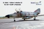 1-32-RAFAEL-Python-3-missiles-for-IAF-McDonnell-F-4E-Phantom