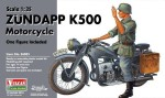 RARE-1-35-Zundapp-K500-Motorcycle-c-w-rider-figure