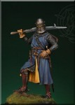 54mm-Medieval-Knight-first-half-XIV-century