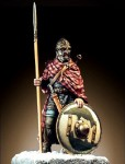 54mm-Anglo-Saxon-Warrior-with-Spear-VII-Century-A-D-