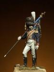 54mm-Grenadier-of-the-Royal-Guard-Standard-Bearer-Officer