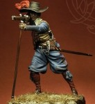 75mm-French-Musketeer-1618-1625