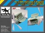 1-72-AC-130-H-Hercules-2-engines-ITAL
