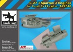1-72-C-27-J-Spartan-two-engines-REVELL