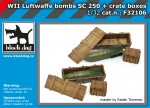 1-32-Luftwafe-WWII-bombs-SC250-+-crate-boxes