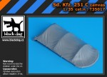 1-35-Canvas-for-SdKfz-251C-DRAG