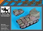 1-35-Marder-III-w-canvas-accessories-set-DRAG