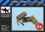 1-48-KING-TIGER-ammo-boxes