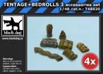 1-48-TENTAGE+BEDROLLS-3-accessories-set