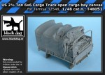 1-48-US-2-1-2-ton-6x6-Truck-open-cargo-bay-canvas