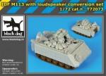 1-72-IDF-M113-loudspeaker-conversion-set-TRUMP