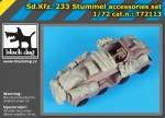 1-72-Sd-Kfz-233-Stummel-accessories-set-RODEN