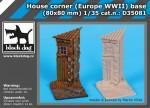 1-35-House-corner-base-Europe-WWII-80x80-mm