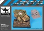 1-35-Destroyed-US-M2-base-80x70-mm