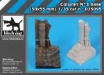 1-35-Column-No-3-base-50x55-mm