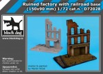 1-72-Ruined-factory-with-railroad-base-150x90mm