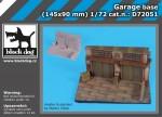 1-72-Garage-base-145x90-mm