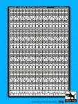 1-48-Iron-railing-25cm-long-PE-set