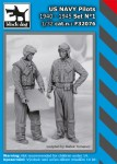 1-32-US-NAVY-pilots-1940-45-set-No-1-2-fig-