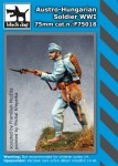 75mm-Austro-Hungarian-soldier-WWI-resin-figure