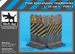 1-35-Post-apocalyptic-roadlblocks-4-pcs-