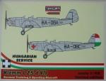 1-48-Klemm-Kl-25-d-VII-Hungarian-service