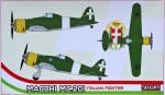 1-72-Macchi-MC-201-Italian-Fighter-resin-kit