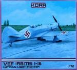 1-72-VEF-Irbitis-I-16-Latvian-Light-Fighter