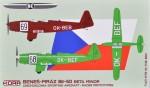 1-72-Be-50-Beta-Minor-Racer-Prototypes-2-in-1