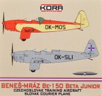 1-72-Be-150-Beta-Junior-Czechosl-and-Slovak-Service