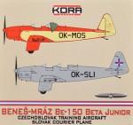 1-72-Be-150-Beta-Junior-Czechosl-and-Slovak-Service