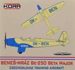 1-72-Be-250-Beta-MajorCzechoslovak-Trainer