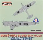 1-72-Be-250-Beta-MajorSlovakian-Service