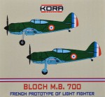 1-72-Bloch-M-B-700-French-Prototype