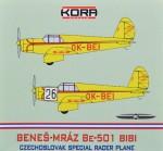 1-72-Be-501-Bibi-Czechoslovak-Racer