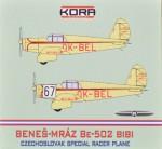 1-72-Be-502-Bibi-Czechoslovak-Racer