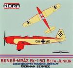 1-72-Be-150-Beta-Junior-German-Service